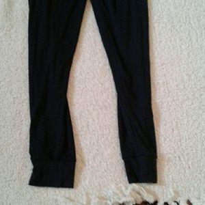 Pants - Cotton stretch pants